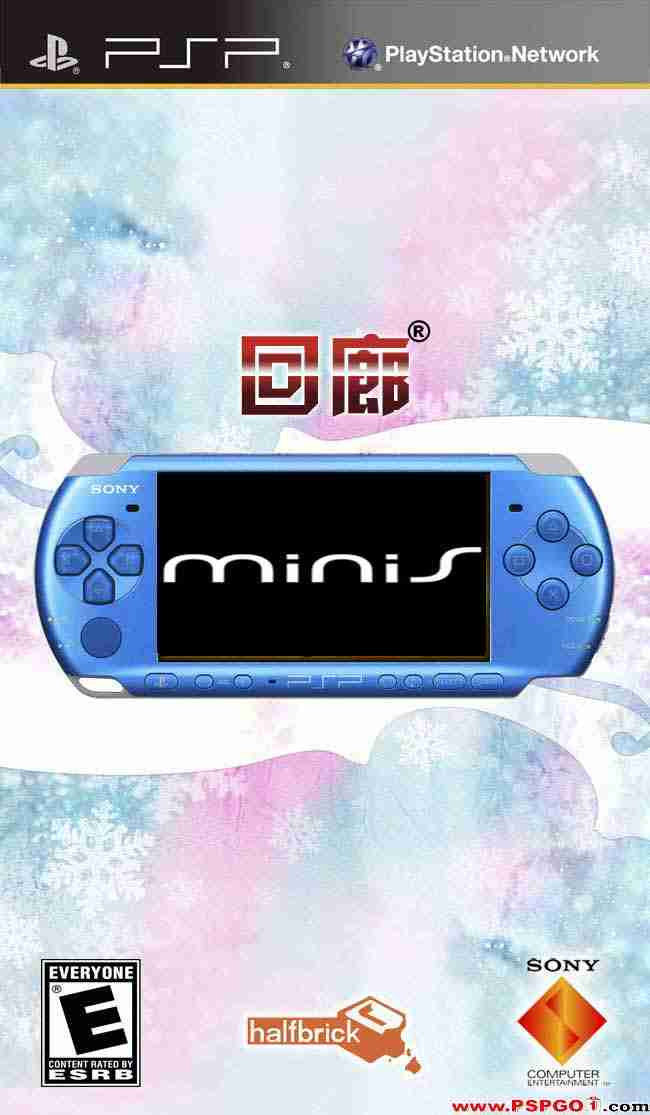 Descargar PSP Minis Vol.9 [MULTI2][MINIS-PSN] por Torrent